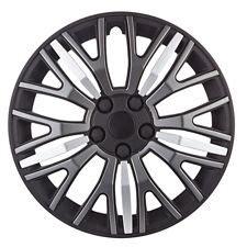 black silver wheel cover kt104mbks enjoliveur noir argent kt104mbks canadian tire