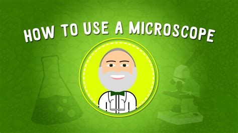 How To Use A Microscope  Stem Youtube