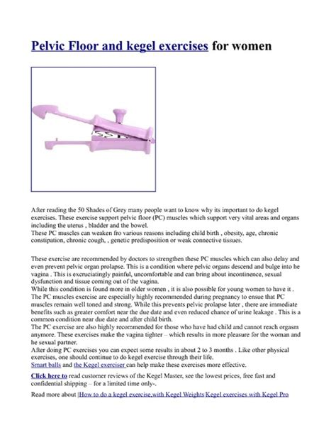 pelvic floor dysfunction constipation exercises pelvic floor and kegel exercises for pdfsr