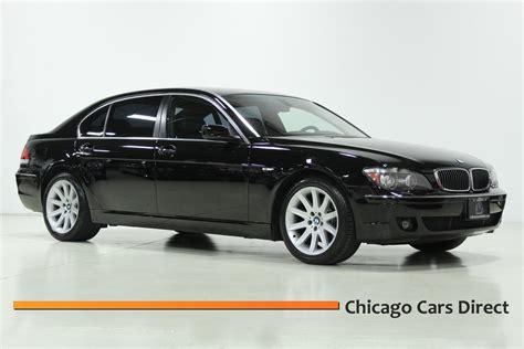 Chicago Cars Direct Presents A 2006 Bmw 750li