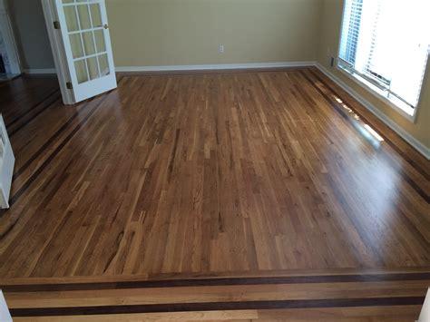 Wood Floor Border Inlay Wc Floors