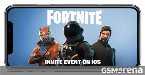 fortnite battle royale coming  mobile