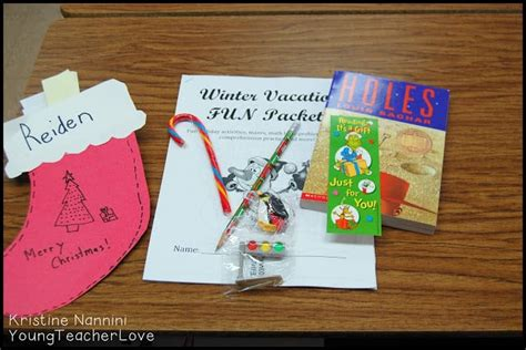 fun gifts for students during student teaching last day before