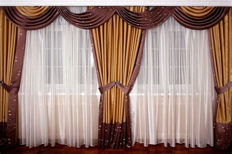 Sound Dening Curtains Three Types Of Uses by Firany Do Salonu Sypialni I Kuchni Galeria I Zdjęcia