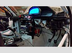 BMW E46 1JZ Powered Drift Car – Custom Cluster Development