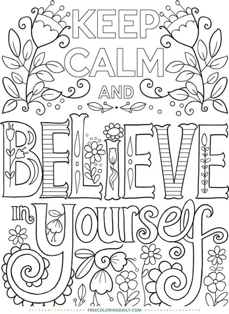 calm coloring printable coloring pages  printable coloring pages coloring book