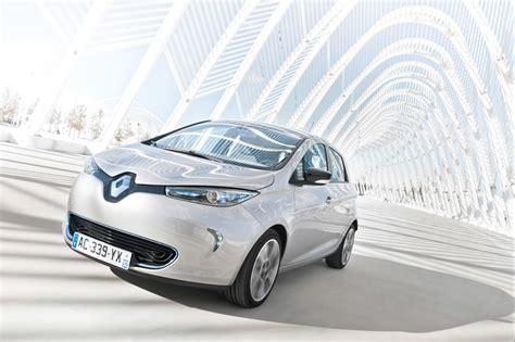 Renault Electric Car by Renault Zoe Electric Car Autovolt Magazine