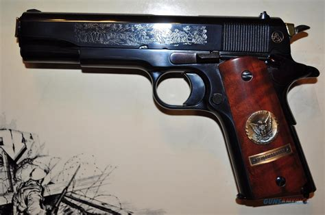 Colt Complete Ww1 And Ww2 1911 Set For Sale