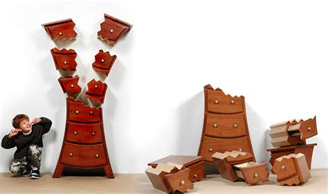 Weird And Wacky Furniture By Straight Line Designs