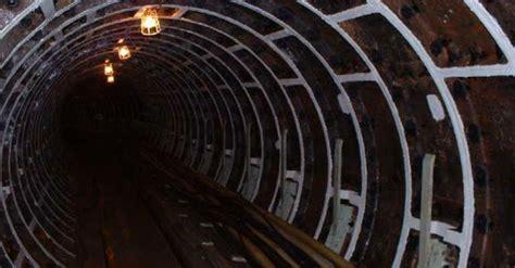 asbestos encapsulation  bt underground tunnels london