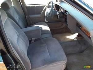 Gray Interior 1995 Buick Century Special Wagon Photo