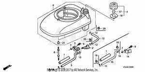 Honda Hrt216k1 Sda  A Lawn Mower  Usa  Vin  Mzcg