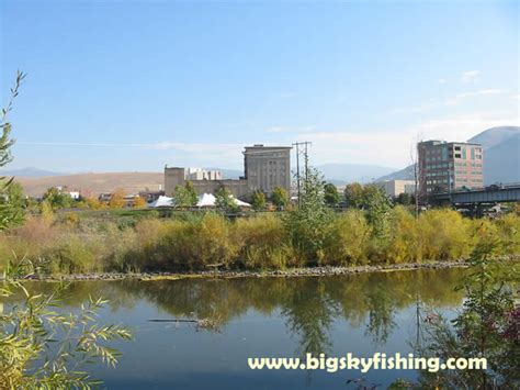 Missoula Pictures : Looking Towards Downtown Missoula, MT