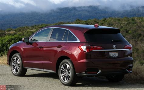 2016 acura rdx exterior 005 the truth about cars