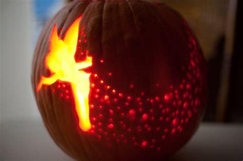 Disney Pumpkin Carving Templates by Tinkerbell Pumpkin Template Cyberuse