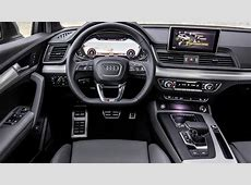 2018 Audi SQ2 Interior High Resolution Autocar Release