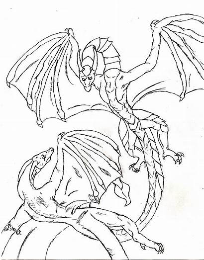 Dragon Coloring Pages Flying Printable Adults Getcolorings