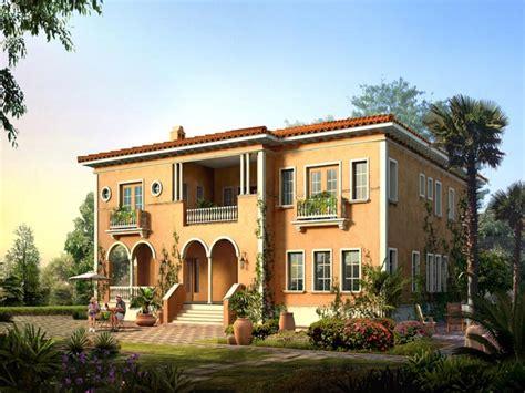 villa house plans villa home designs villa floor plans