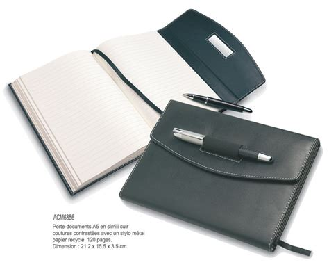 bloc note de bureau articles de bureau bloc notes objets promotionnels aic
