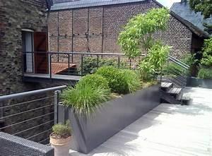 Shabby Chic Düsseldorf : dachterrasse d sseldorf kaiserswerth shabby chic style deck dusseldorf by strauchwerk ~ Markanthonyermac.com Haus und Dekorationen