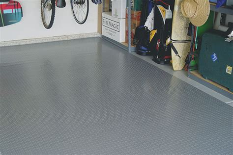 Garage Flooring Rolls by Park Smart Deck Garage Flooring Roll Out