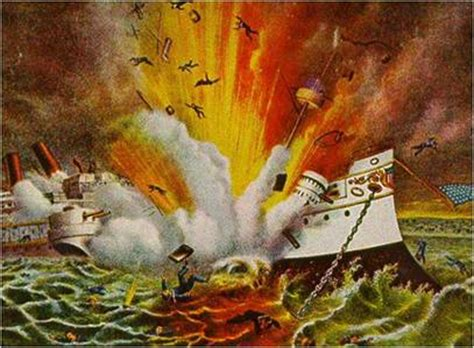 yellow journalism in the spanish american war 6 the uss