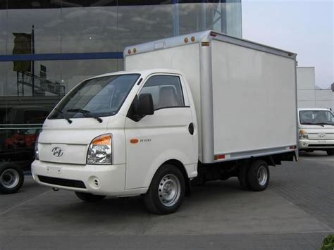 Review Hyundai H100 by Hyundai H100 Porter Photos Reviews News Specs Buy Car