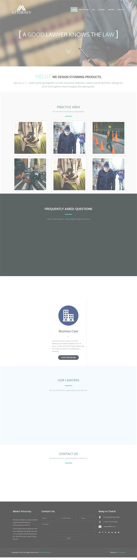 blank template html5 1 responsive attorney responsive html5 template html5 css3