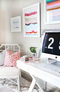 Fashion For Home : a fashion blogger 39 s home office decoholic ~ Orissabook.com Haus und Dekorationen