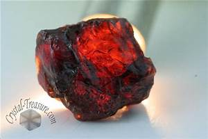 Painite rough for cutting - Crystal-Treasure.com