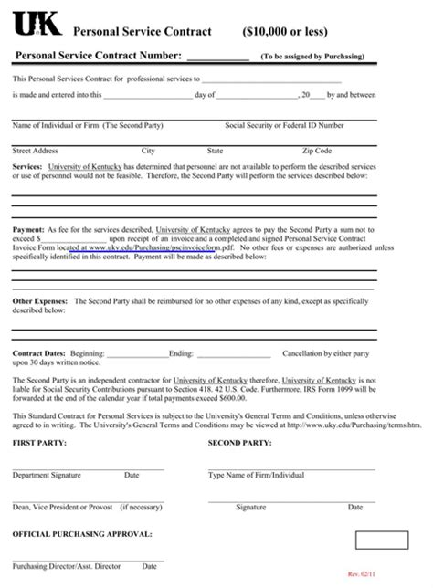 counseling contract template   formtemplate