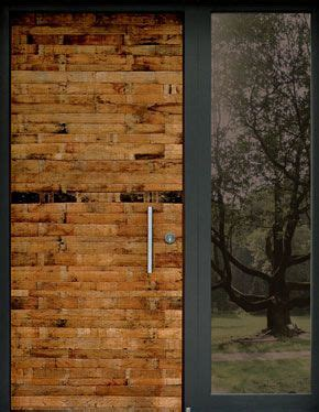 Inneneinrichtung Individuelle Haustueren Aus Holz by Wein Design Haust 252 Re Gefertigt Aus Dem Holz Alter