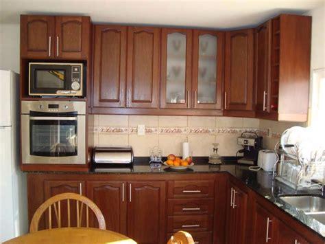 muebles de cocina  medida en melaminico  madera maciza
