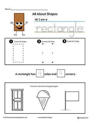 rectangle shapes  color  images shapes