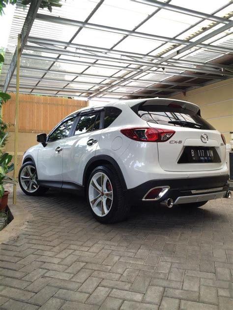 Mazda Cx3 Modification white mazda cx 5 simple modification cars mazda
