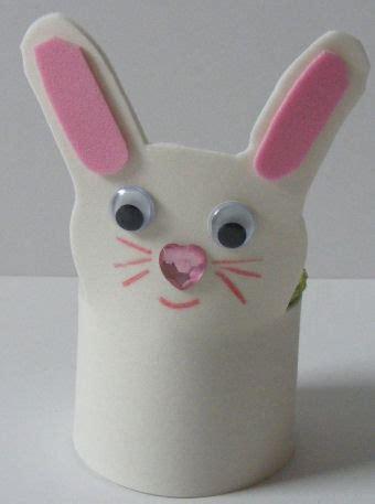 foam egg cups kids easter craft