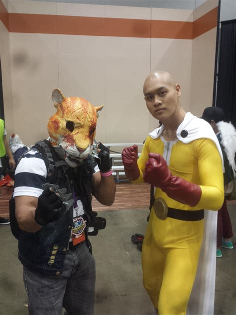 Anime Komedi One Punch 12 One Punch Cosplays Page 7 Of 12 Otaku Diary