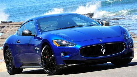 Maserati Granturismo Picture by Maserati Granturismo S Mc In Blue Best Pictures Hd