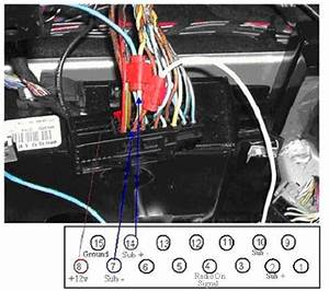 Powering The Stock Amp Or Wiring Diagram For X5