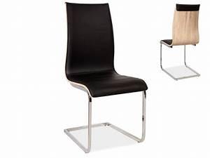 Stuhl Sonoma Eiche : stuhl esszimmerstuhl sonoma eiche schwarz freischwinger schwingstuhl ebay ~ Eleganceandgraceweddings.com Haus und Dekorationen