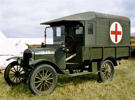Model T Ambulance model t ford ambulance