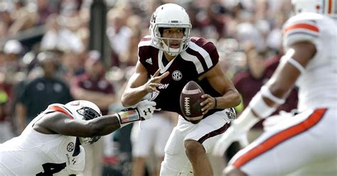 #11 kellen mond is committed to texas a&m. Why Kellen Mond is the Aggies' starting quarterback