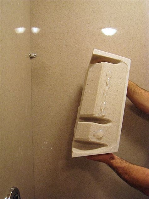 How To Install A Fireplace Surround by Onyx Collection Shower Installation