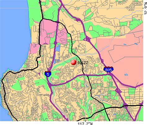 offenders san diego map 92122 zip code san diego california profile homes
