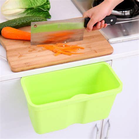 kitchen counter storage box kitchen cabinet trash holder cupboard storage box 6641