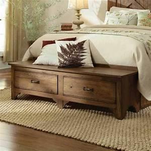 banc de lit en rotin With tapis chambre bébé avec bout de canapé wengé