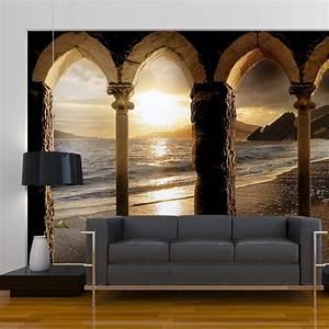 Hammer Baumarkt Tapeten : vlies fototapete 350x245 cm top tapete wandbilder ~ Michelbontemps.com Haus und Dekorationen