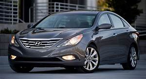 2011 Hyundai Sonata Airbags Might Not Deploy In A Crash