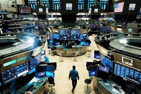 Silence on Wall Street: New York Stock Exchange prepares ...