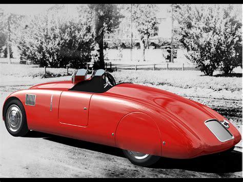 1938 Lancia Aprilia Sport Reconstructed By Zagato Rear
